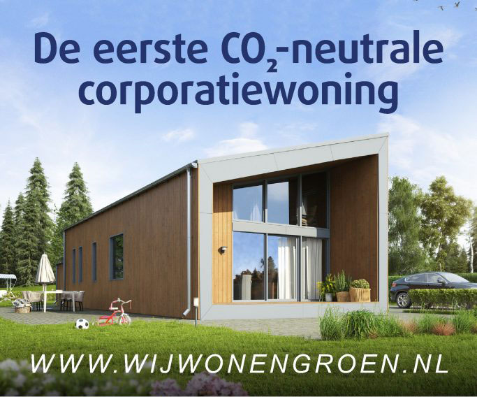 CO2 neutrale corporatiewoning